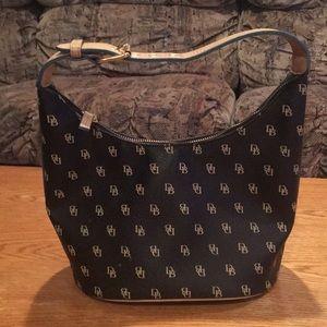 Dooney and Bourke small signature handbag